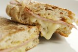 In mid-winter you need a toasted sandwich – or a hot one – that is very good indeed.