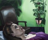 Unburdening the psyche: Anne Wallace's Talking cure, 2010, touches on one of the classic themes of surrealism.