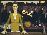 The Bar 1954. Estimate $1,500,000-$2,000,000 .Sold for $3,120,000 April 2006.