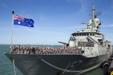 The government's commitment to building new naval ships in Australia may be good politics but is far from being sound policy.