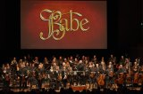 Babe: The Twentieth Anniversary Concert, performed by the Melbourne Symphony Orchestra and conducted by Nigel Westlake, celebrates an Aussie animal icon.