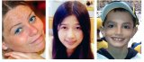 Boston bombing victims Krystle Campbell, 29, Lu Lingzi, a Boston University graduate student from China, and Martin Richard, 8.
