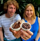 Alison Pearce and Chris Brown of Bean Bar You have struggled with hot weather.