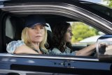 Thelma and Louise is an obvious comparison for Rebecca Gibney and Geraldine Hakewill in Wanted - but there's no driving over a cliff at the end.