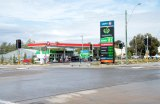 Woolworths is in a sale and leaseback of the 26-28 Dowling Street, Forbes, service station.  Woolworths Fuel  Forbes 6April 2015_20.JPG