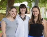Several Redlands 2014 International Baccalaureate Diploma students have enrolled at overseas universities.
