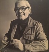 """Bernard Leser:  """"He believed in people when others didn't."""""""