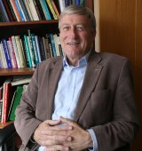Curtin's sustainability professor, Peter Newman
