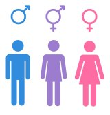 Male, female and unisex toilets? Most of us already deal with gender-blind toilets at home.