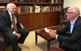 John Howard talks about political leadership with Michael Gordon.