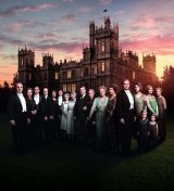 Julian Fellowes' undeniable gift with words continues to make Downton Abbey an easy pleasure.