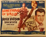 Something of Value, the movie of Robert Ruark's book inspired by Harry Selby.