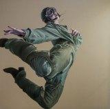 Longhurst's Dance Me To The Edge Of Reason, 2017, oil on linen 180cm x 180cm, $15,000.