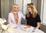 "Sophie Monk (left): ""I've definitely had ups and downs – massive ones."""