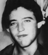 Warren Lanfranchi, who was shot dead in Sydney's Chippendale in 1981.