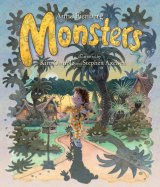 The cover of Monsters.