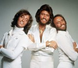 The Bee Gees in 1979:  from left, Robin Gibb, Barry Gibb and Maurice Gibb.