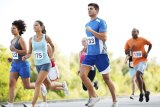 Elixir of youth: Running could keep you mobile in older age, according to a new study.