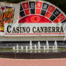 Canberra casino reports loss of $13.8 million