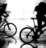 One in three WA cyclists use their mobile phone while riding, a new study shows.