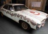 Exhibit from the <i>Bush Mechanics</i> exhibition, courtesy National Motor Museum.