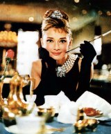 Audrey Hepburn in the 1961 film, <I>Breakfast at Tiffany's</I>. Jeweller Tiffany's is now targeting more self-purchasing women.