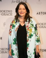 Sue Brooks at the <i>Looking for Grace</i> premiere at Melbourne's Astor Theatre.