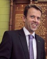 Liberal MP Dan Tehan