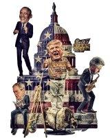 Donald Trump, changing the Washington culture.