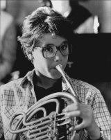 Corey Haim in 1986 film <i>Lucas</i>.