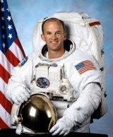 The official portrait of astronaut Jeffrey Williams.