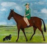 Rodney Pople's Gai Time (Gai Waterhouse, horse trainer).