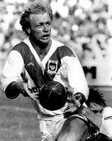 20 March 1982 Brian Johnson - St. George R/L Footballer 1979 Fairfax Media