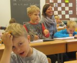 Finnish primaty school students have 15 minutes of play per hour at school.
