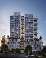 The development at 25 Archer Street will have 555 rooms with 592 beds.