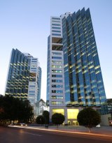 The Zenith Centre in Chatswood, which was bought by Centuria for $279 million in a joint venture with global investor BlackRock..