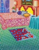 Howard Arkley's Rococo Rhythm (1992).