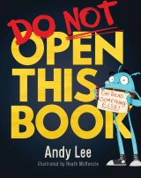 Andy Lee's new children's book is a bestseller less than 24 hours after it hits the book shelves.