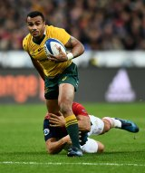 Best in the world? Will Genia was dominant again.