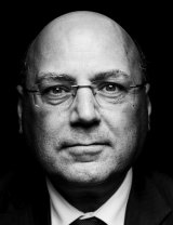 """""""I just try to get through every day"""": Arthur Sinodinos."""