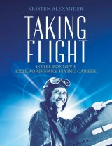 Taking Flight, by Kristen Alexander.