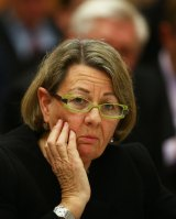 ICAC Commissioner Megan Latham has faced calls to step aside.