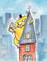 'Horrible Harriet - Mr Chicken Tower' by Leigh Hobbs.