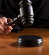 An irate judge has shown little mercy in a contempt of court case.