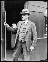 Sir John Monash in Sydney, 1929.