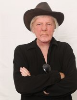 Far out: Edgar Froese from Tangerine Dream.