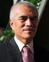 Anote Tong, President of Kiribati.