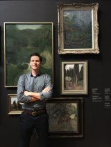 Bluethumb founder Edward Hartley says the online marketplace makes it easier to be an artist.