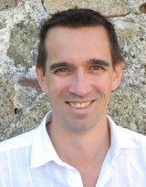 Author Peter Frankopan.