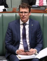 Human Services Minister Alan Tudge says the government wants to see if the policy will change people's behaviour.